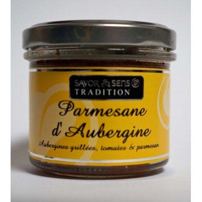 Parmesane d'Aubergine - Savor et Sens -