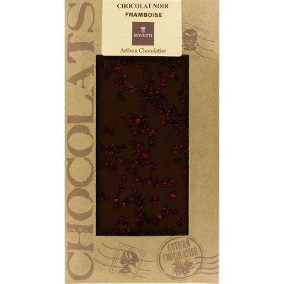 Tablette Chocolat Noir Framboise Bovetti