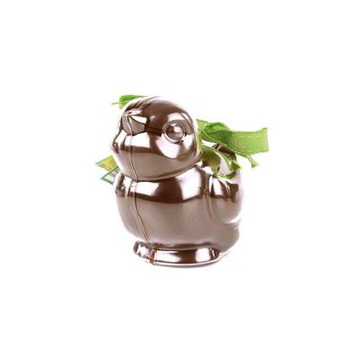 Oiseau en Chocolat Lait BIO Bimbi Bovetti Pâques
