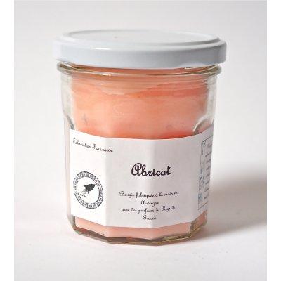 Bougie Abricot BiB Artisanale Parfums de Grasse