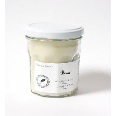 Bougie Boisé BiB Artisanale Parfums de Grasse