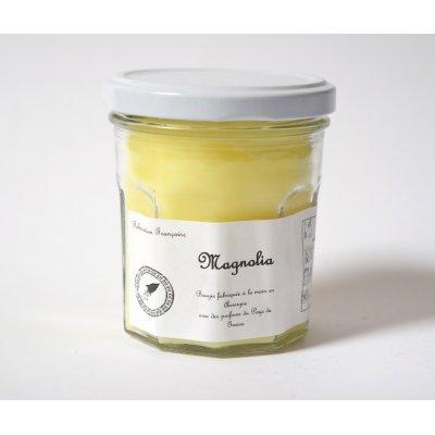 Bougie Magnolia BiB Artisanale Parfums de Grasse