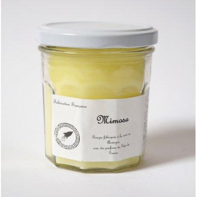 Bougie Mimosa BiB Artisanale Parfums de Grasse
