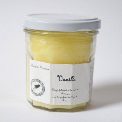 Bougie Vanille BiB Artisanale Parfums de Grasse