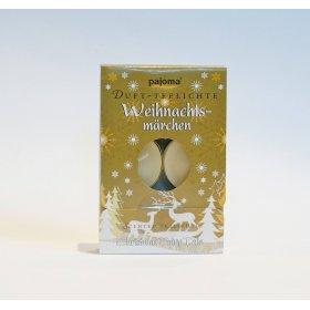 Chauffes-Plats parfum Contes de Noël