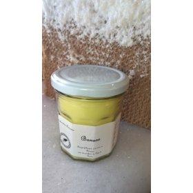 Bougie Banane BiB Artisanale Parfums de Grasse