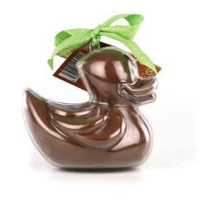 Canard en Chocolat Lait BIO Bimbi Bovetti Pâques