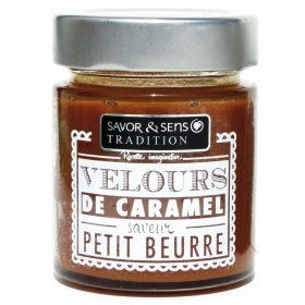 Velours de caramel Petit Beurrre Savor et Sens Tradition