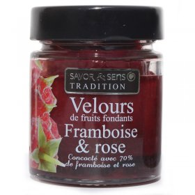 Velours de Framboise Rose Savor et Sens Tradition