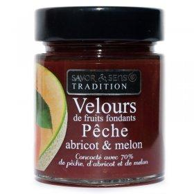Velours de Pêche Abricot Melon Savor et Sens