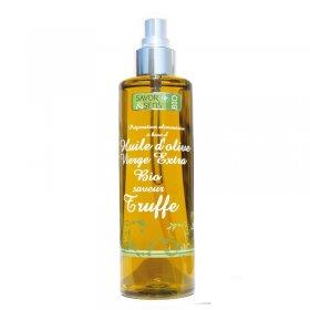 Huile d'olive arôme Truffe Spray Bio Savor et Sens