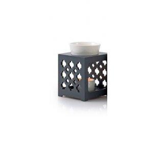 Brûle-Parfum Maroc Gris anthracite
