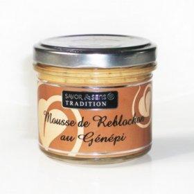 Mousse de Reblochon au Genepi -Savor et Sens -