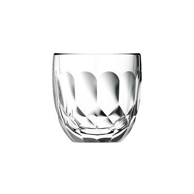 Tasse à Café TROQUET Expresso Facettes - verre - La Rochère