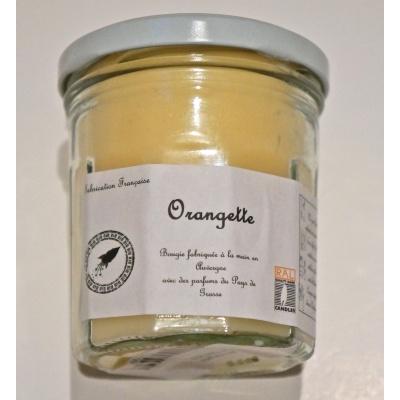 bougie parfum orangette fabriqu e en auvergne parfums de grasse m che cire colorant labellis. Black Bedroom Furniture Sets. Home Design Ideas