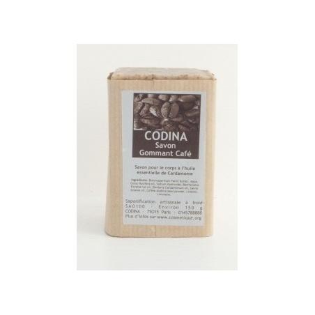 Savon Gommant Café Bio Codina