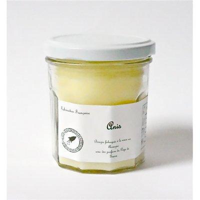 Bougie Anis BiB Artisanale Parfums de Grasse