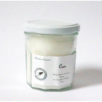 Bougie Coco BiB Artisanale Parfums de Grasse