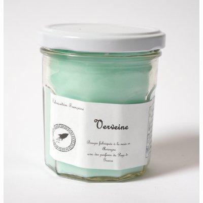 Bougie Verveine BiB Artisanale Parfums de Grasse