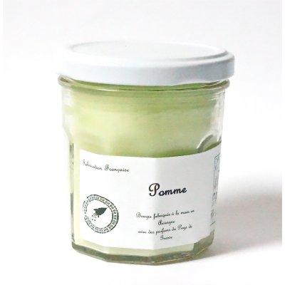 Bougie Pomme BiB Artisanale Parfums de Grasse