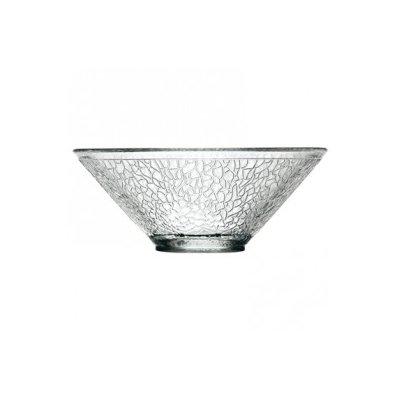 Saladier Craquelé VVV - en verre - La Rochère 73 cl