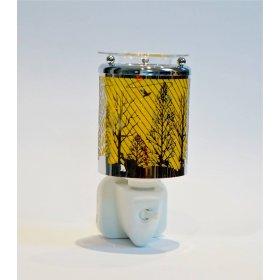 Diffuseur électrique Or pour cire parfumée