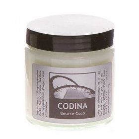 Beurre Coco Bio - Codina