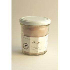 Bougie Chocolat BiB Artisanale Parfums de Grasse