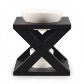 Brûle-Parfum Bois Noir céramique