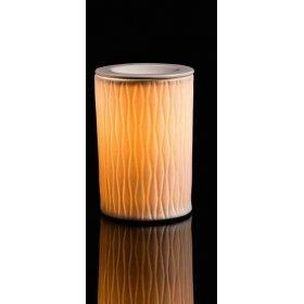 Lampe aromatique Wood pour diffusion