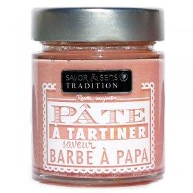Pâte à Tartiner Barbe à papa Savor et Sens Tradition