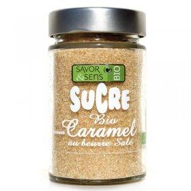 Sucre Caramel Beurre Salé Bio Savor et Sens