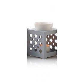 Brûle-Parfum Maroc Gris clair