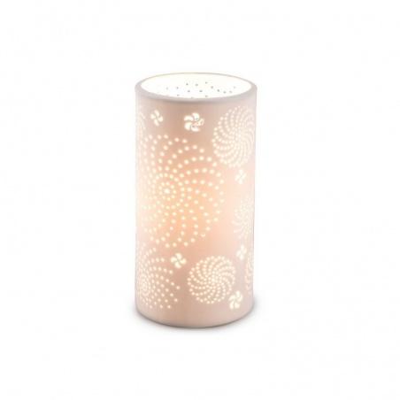 Lampe Rayons de Soleil Céramique