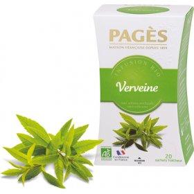 Infusion Verveine Bio AB Pagès