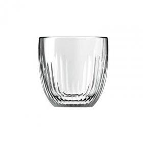 Tasse à Café TROQUET Expresso Jeux d'Orgues - verre - La Rochère