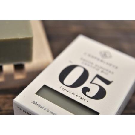 Savon Après la Sieste N°5 Surgras Certifié BIO de 100 g L'Esperluète