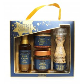Coffret Cadeau Gourmet Savor et Sens Tradition