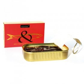 Sardine à l'huile d'olive au Piment d'Espelette - Savor et Sens -