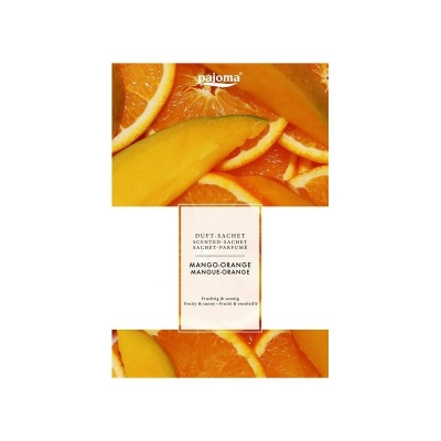 Sachet Parfumé Mangue Orange