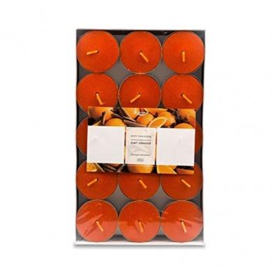 30 Chauffe-Plat Cannelle orange