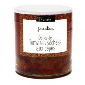 Délice de Tomate séchée aux Cèpes - Savor et Sens -