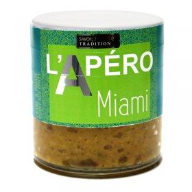 Apéro à Miami - Savor et Sens - Tartinade épicée Crabe Patate douce
