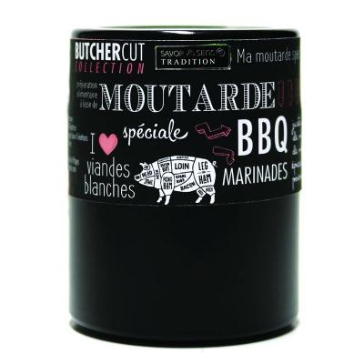 Moutarde Spéciale Viandes blanches - Savor et Sens -