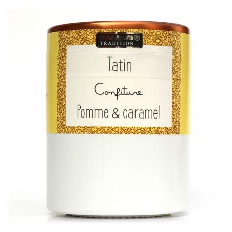 Confiture Tatin Pomme Caramel Savor et Sens Tradition