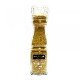 Sel de mer Curry Noix de coco Savor et Sens Tradition