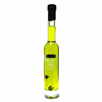 Huile d'olive saveur Truffe et Morceaux Savor et Sens