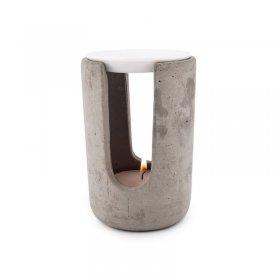 Brûle-Parfum Ambiente Ciment