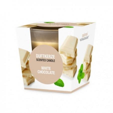 Bougie Parfum Chocolat Blanc