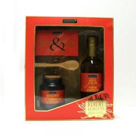 Coffret Cadeau Tout Rouge autour du Piment d'Espelette Savor et Sens Tradition